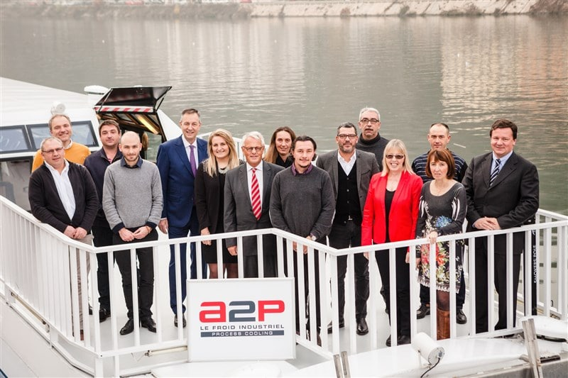 Le 7 décembre 2016, A2P a réuni son réseau de partenaires experts